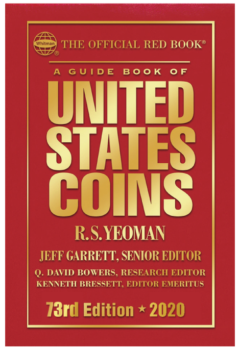 2020 Guide to United States Coins